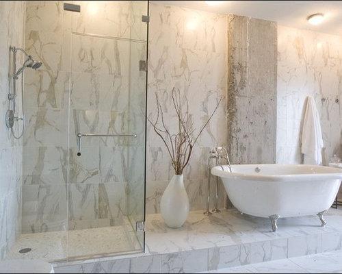 SaveEmail. Mission Stone u0026 Tile. 4 Reviews. Calacatta Porcelain Tile