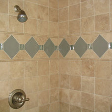 Traditional Bathroom by Phillips Floor to Ceiling