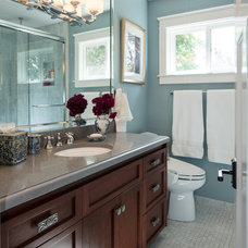 Traditional Bathroom by Springs Construction Company