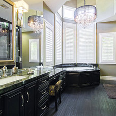 Traditional Bathroom by Richard W. Herb and Associates