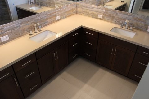 L Shaped Bathroom Vanities Home Design Ideas Pictures Remodel And Decor