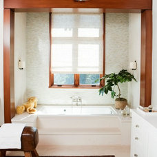 Traditional Bathroom by Mark J Williams Design
