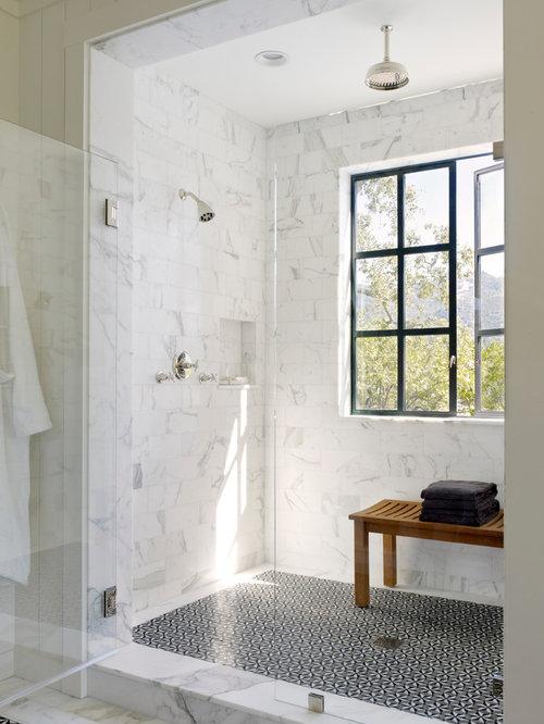 best farmhouse bathroom design ideas & remodel pictures | houzz