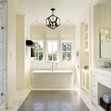 Farmhouse Bathroom by TOTAL CONCEPTS