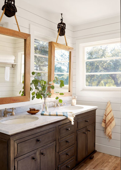 Country Stanza da Bagno by Elsie Green House & Home