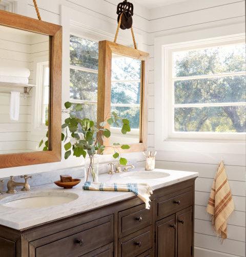 Bloombety Houzz Bathrooms With Floor Mat Houzz Bathrooms: Farmhouse Bathroom Design Ideas, Remodels & Photos With