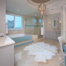 Contemporary Bathroom by Rob Bowen Design Group