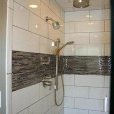 Contemporary Bathroom by Custom Spaces Design