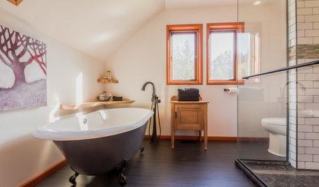 6 Bathrooms Freshen Up With Farmhouse Style