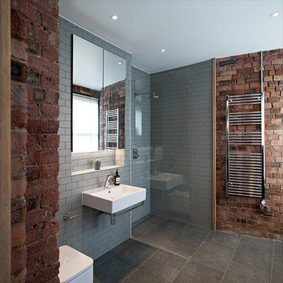 Contemporary Bathroom by Peter Landers Photography