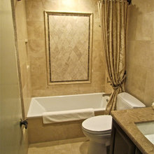 Traditional bathroom