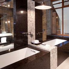 Contemporary Bathroom by Cambria