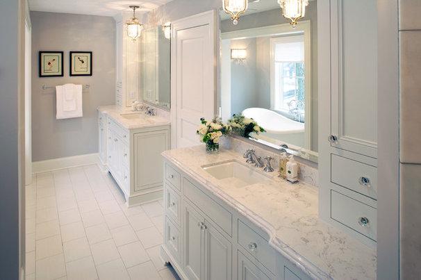Traditional Bathroom by Cambria