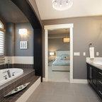 Downsizing Transitional Bathroom Denver By Denovo Home