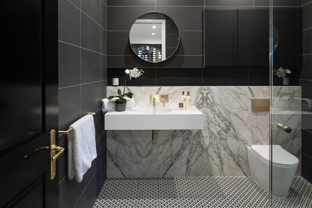 Contemporary Bathroom by SHAW Group