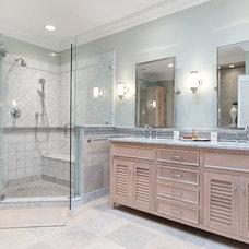 Traditional Bathroom by Sage Homes LLC