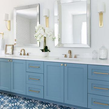Camelot New Build: Bathroom 2