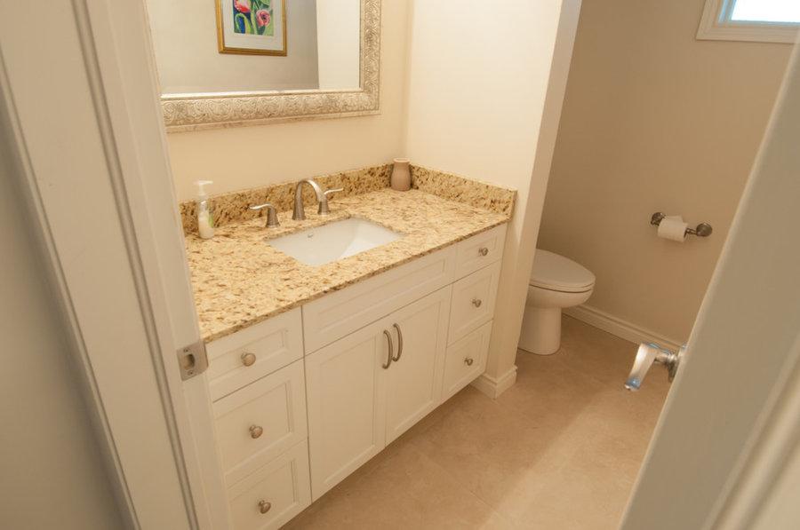 Camelot Transitional Bathroom