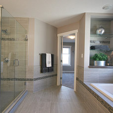 Contemporary Bathroom by Rococo Homes Inc