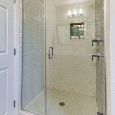 Farmhouse Bathroom by CT Homes, LLC