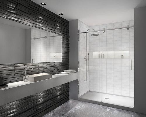 Ideas para cuartos de ba o dise os de cuartos de ba o - Losas para duchas ...