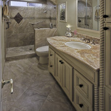 Traditional Bathroom by Floor To Ceiling