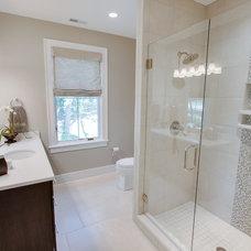 Traditional Bathroom by MB Designs, LLC