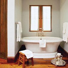 Mediterranean Bathroom by Candelaria Design Associates