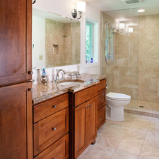 Traditional Bathroom by C&R Remodeling