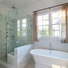 Traditional Bathroom by Kevin Aycock Homes