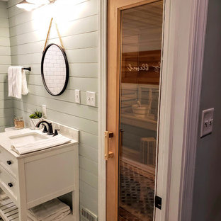 Canonsburg Bathroom Sauna Suite
