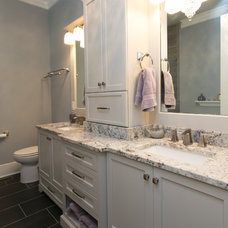 Transitional Bathroom by Advanced Kitchen Designs of Charleston