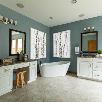 Canton, OH Master Bathroom