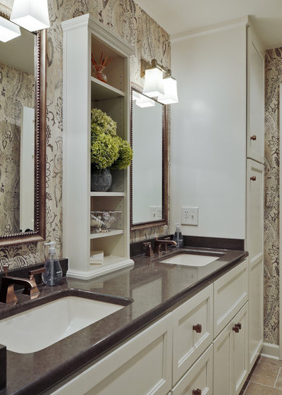 Traditional Bathroom By The Kingston Group   Remodeling Specialists