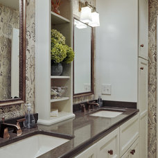 traditional bathroom by The Kingston Group - Remodeling Specialists