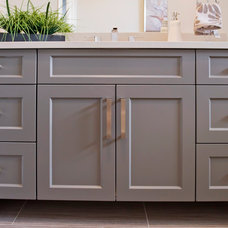 Transitional Bedroom by Starline Cabinets