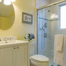 Beach Style Bathroom by Hammond Design