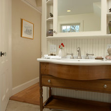 Traditional Bathroom by Wilkinson Design+Construction