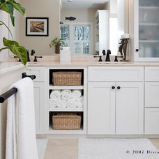 Contemporary Bathroom by Divine Kitchens LLC