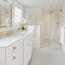 Traditional Bathroom by L. Thibeault & Assoc.