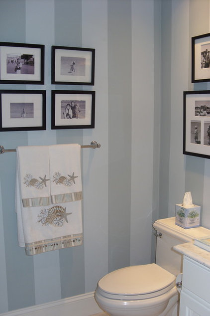 Traditional Bathroom by Michelle Jacoby, Changing Spaces