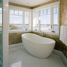 Contemporary Bathroom by Morehouse MacDonald & Associates, Inc. Architects