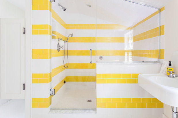 Beach Style Bathroom by Alys Design