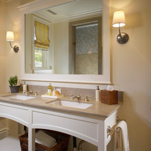 Mirror with Millwork
