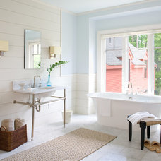 Traditional Bathroom by Banks Design Associates, LTD & Simply Home
