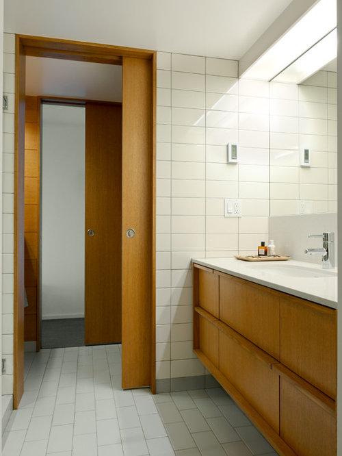 Midcentury Bathroom Design Ideas Renovations Photos