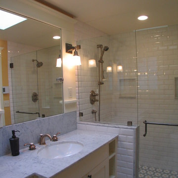 Capitol Hill Craftsman Bathroom and addition