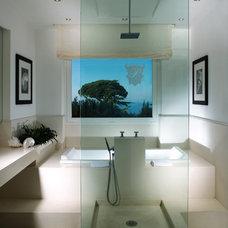 Contemporary Bathroom by Fabrizia Frezza Architecture & Interiors