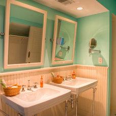 Traditional Bathroom by GH3 Enterprises LLC
