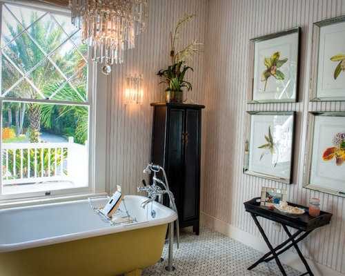 petite salle de bain victorienne photos et id es d co de salles de bain. Black Bedroom Furniture Sets. Home Design Ideas